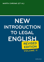 New Introduction to Legal English II. Revised Edition