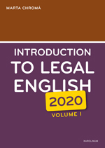 Introduction to Legal English (2020)