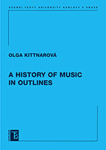 A History of Music in Outlines