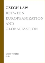 Czech law between Europeanization and globalization