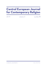 CENTRAL EUROPEAN JOURNAL FOR CONTEMPORARY RELIGION